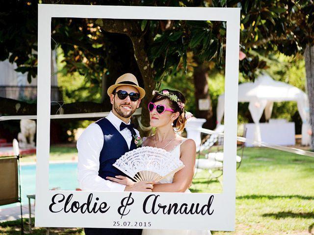 Le mariage de Arnaud et Elodie à Mougins, Alpes-Maritimes 54