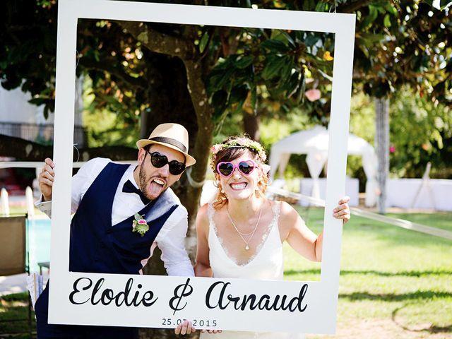 Le mariage de Arnaud et Elodie à Mougins, Alpes-Maritimes 55