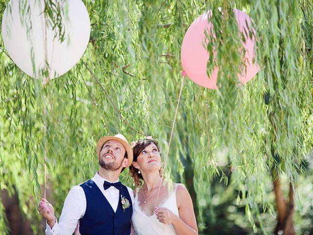 Le mariage de Arnaud et Elodie à Mougins, Alpes-Maritimes 58
