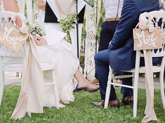 Le mariage de Arnaud et Elodie à Mougins, Alpes-Maritimes 72