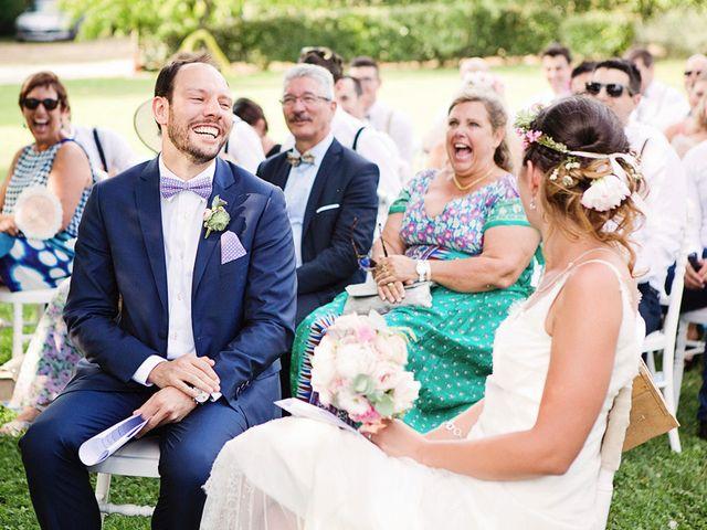 Le mariage de Arnaud et Elodie à Mougins, Alpes-Maritimes 74