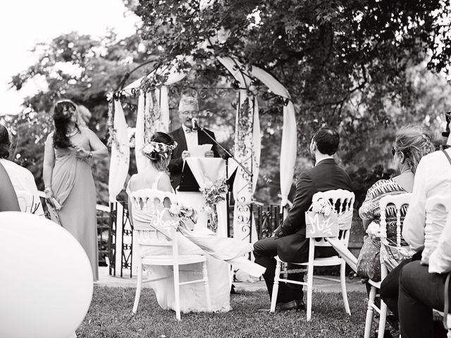 Le mariage de Arnaud et Elodie à Mougins, Alpes-Maritimes 75