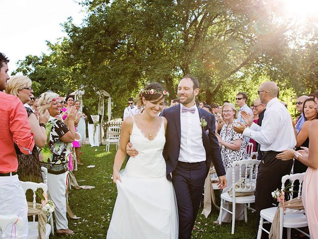Le mariage de Arnaud et Elodie à Mougins, Alpes-Maritimes 87