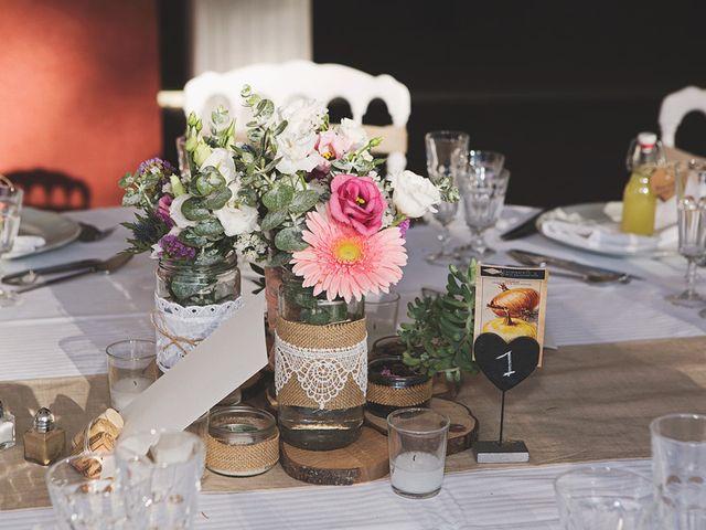 Le mariage de Arnaud et Elodie à Mougins, Alpes-Maritimes 89