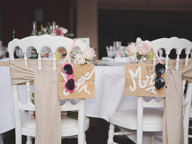 Le mariage de Arnaud et Elodie à Mougins, Alpes-Maritimes 94