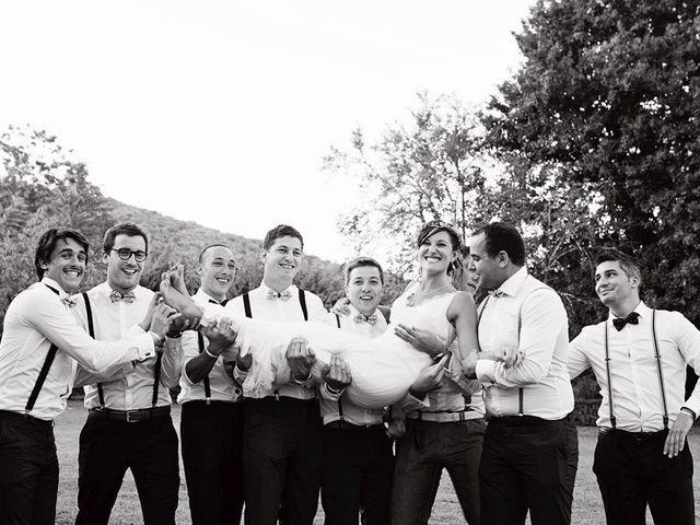 Le mariage de Arnaud et Elodie à Mougins, Alpes-Maritimes 96