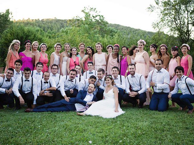 Le mariage de Arnaud et Elodie à Mougins, Alpes-Maritimes 99