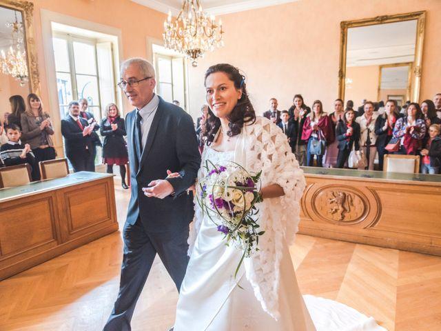 Le mariage de Adrien et Sonia à Auxerre, Yonne 1