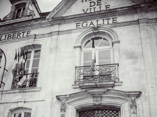 Le mariage de Adrien et Sonia à Auxerre, Yonne 5