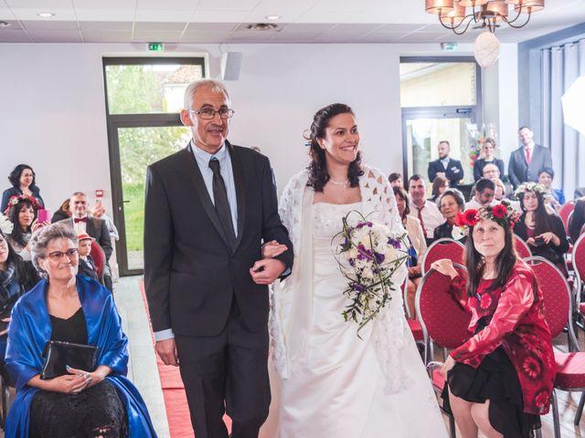Le mariage de Adrien et Sonia à Auxerre, Yonne 6