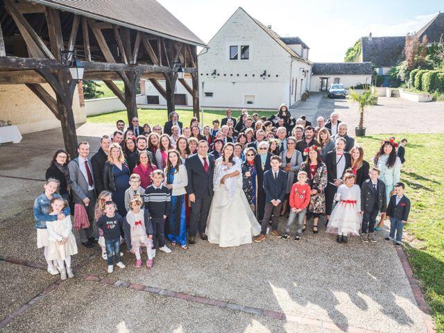 Le mariage de Adrien et Sonia à Auxerre, Yonne 13