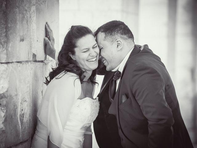 Le mariage de Adrien et Sonia à Auxerre, Yonne 27
