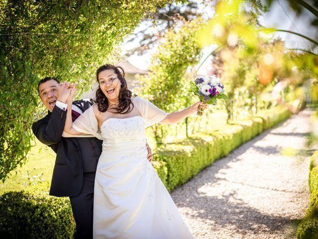 Le mariage de Adrien et Sonia à Auxerre, Yonne 30