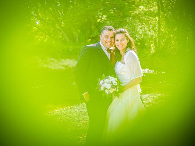 Le mariage de Sonia et Adrien