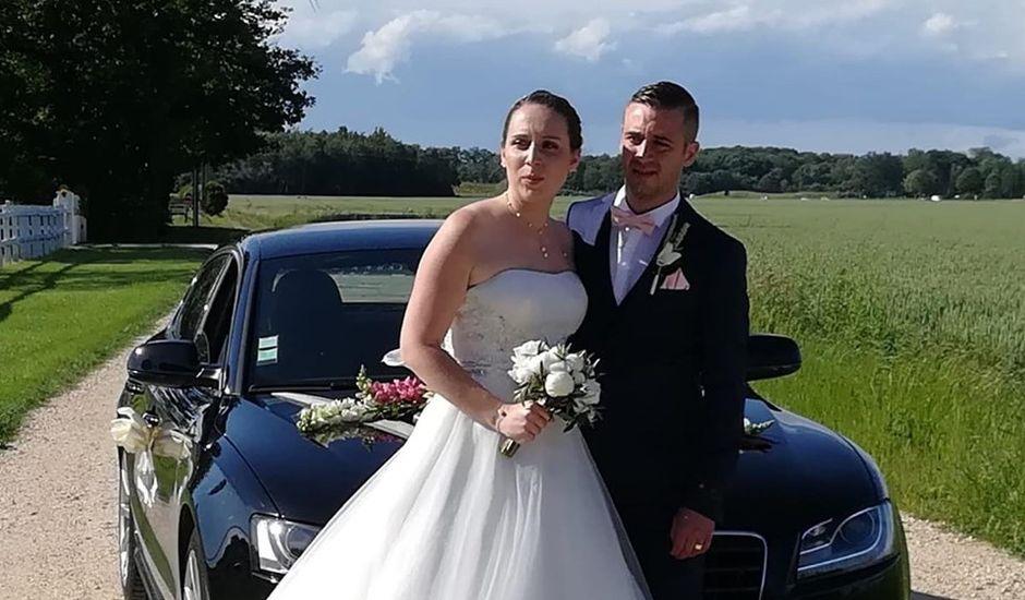 Le mariage de Jonathan et Laura à Précy-sur-Marne, Seine-et-Marne