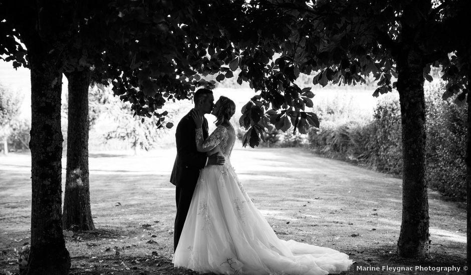 Le mariage de Guillaume et Annabelle à Loches, Indre-et-Loire
