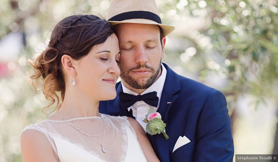 Le mariage de Arnaud et Elodie à Mougins, Alpes-Maritimes
