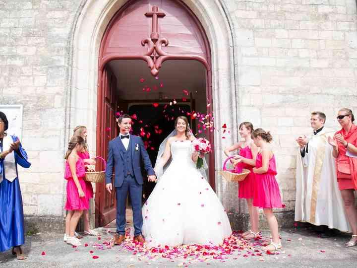 Le mariage de Aurélie et Baptiste