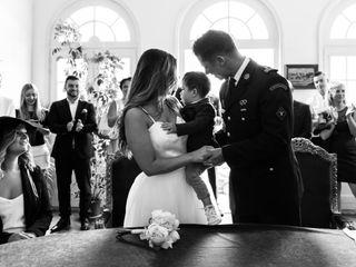 Le mariage de Wendy et Benjamin 1