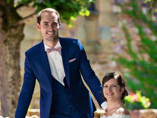 Le mariage de Anne-Sophie et Julien