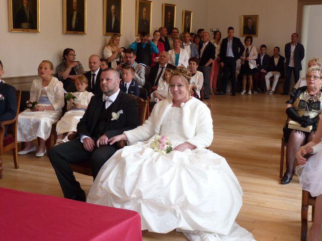 Le mariage de Gregory et Elodie à Bayeux, Calvados 2