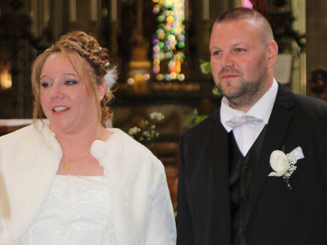 Le mariage de Gregory et Elodie à Bayeux, Calvados 7