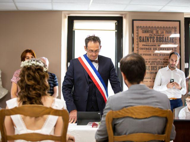 Le mariage de Xavier et Marion à La Fare-les-Oliviers, Bouches-du-Rhône 39