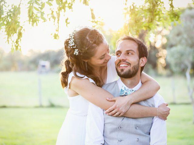 Le mariage de Xavier et Marion à La Fare-les-Oliviers, Bouches-du-Rhône 58