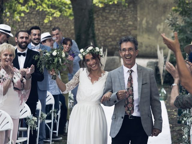Le mariage de Stéphane et Laura à Orgon, Bouches-du-Rhône 34