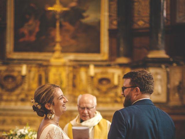 Le mariage de Julian et Mathilde à Bellême, Orne 18