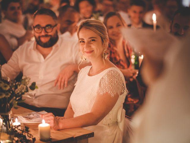 Le mariage de Julian et Mathilde à Bellême, Orne 33