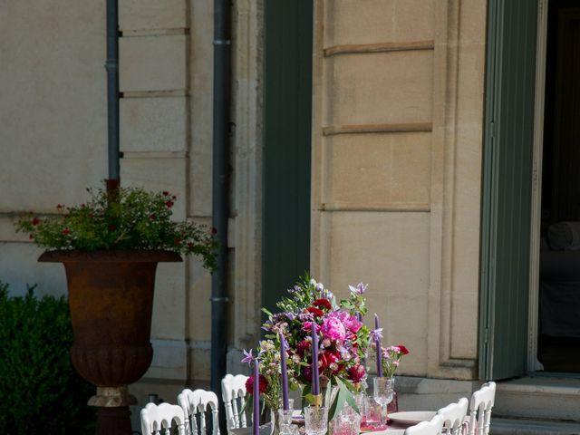 Le mariage de Louis et Sarah à Villeneuvette, Hérault 6