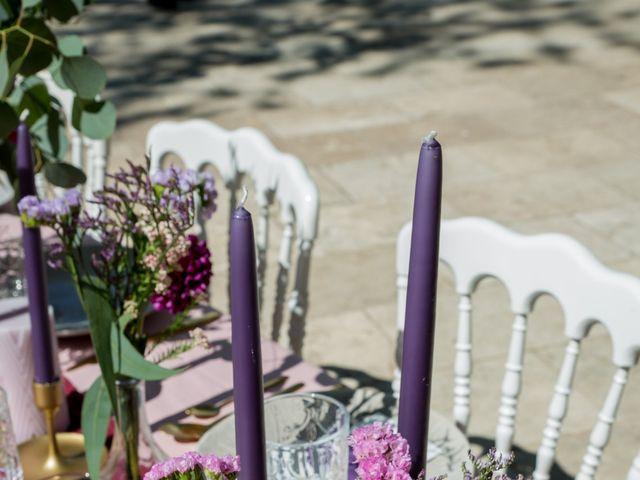 Le mariage de Louis et Sarah à Villeneuvette, Hérault 7