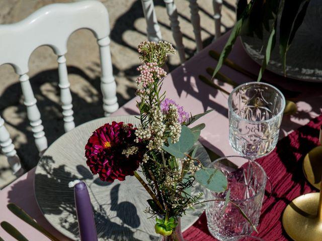 Le mariage de Louis et Sarah à Villeneuvette, Hérault 9