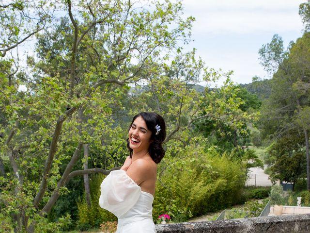 Le mariage de Louis et Sarah à Villeneuvette, Hérault 30