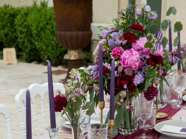 Le mariage de Louis et Sarah à Villeneuvette, Hérault 39