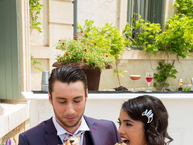 Le mariage de Louis et Sarah à Villeneuvette, Hérault 40