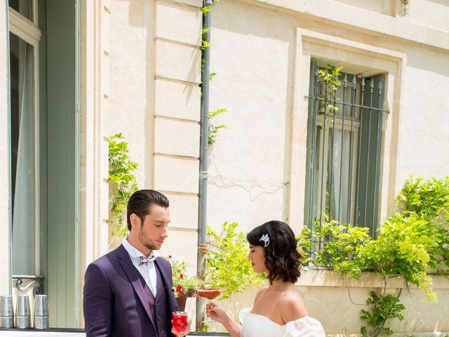 Le mariage de Louis et Sarah à Villeneuvette, Hérault 43