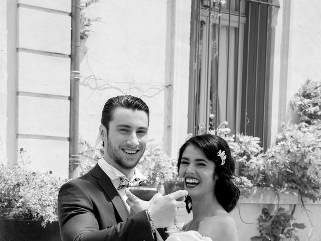 Le mariage de Louis et Sarah à Villeneuvette, Hérault 44