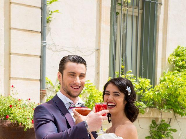 Le mariage de Louis et Sarah à Villeneuvette, Hérault 45