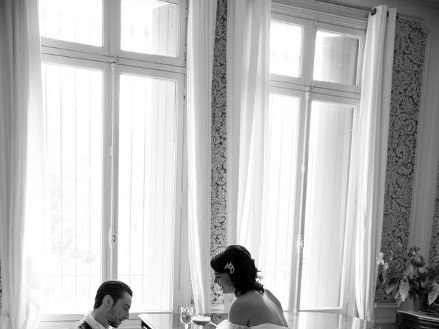 Le mariage de Louis et Sarah à Villeneuvette, Hérault 49