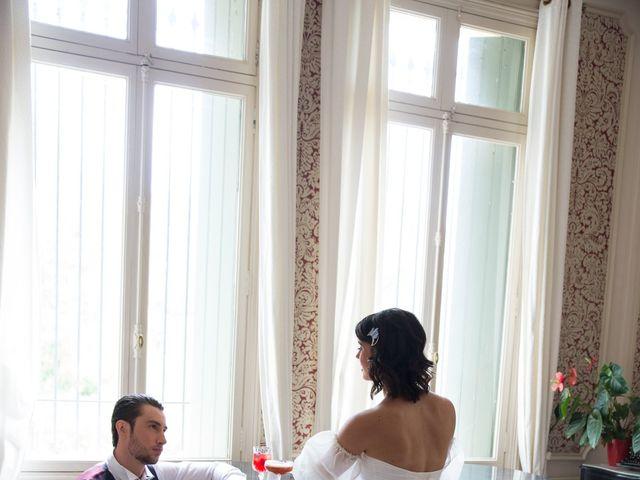 Le mariage de Louis et Sarah à Villeneuvette, Hérault 51