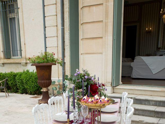 Le mariage de Louis et Sarah à Villeneuvette, Hérault 70