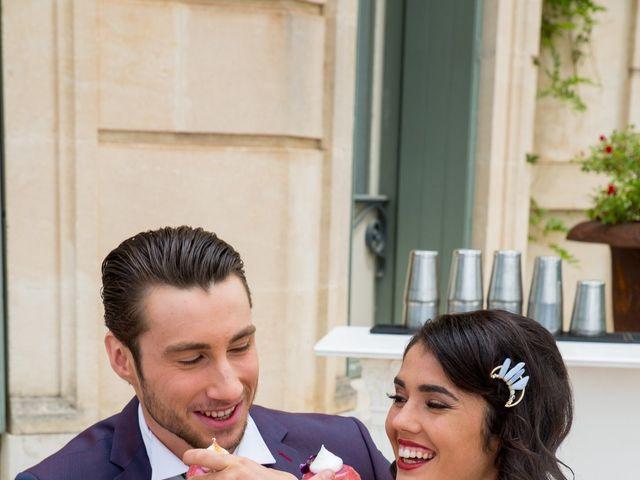 Le mariage de Louis et Sarah à Villeneuvette, Hérault 71