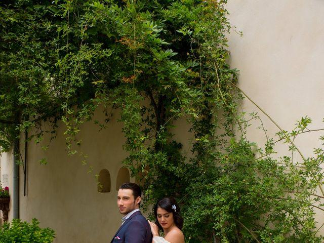 Le mariage de Louis et Sarah à Villeneuvette, Hérault 75