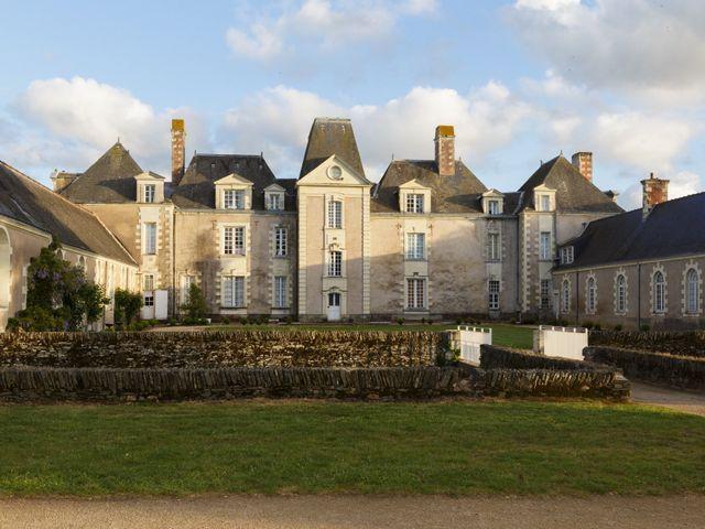 Le mariage de Audric et Zarihiri à Nantes, Loire Atlantique 10