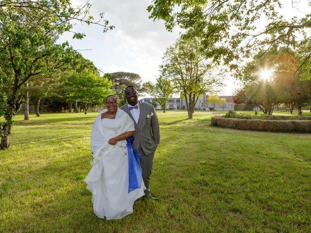 Le mariage de Audric et Zarihiri à Nantes, Loire Atlantique 12