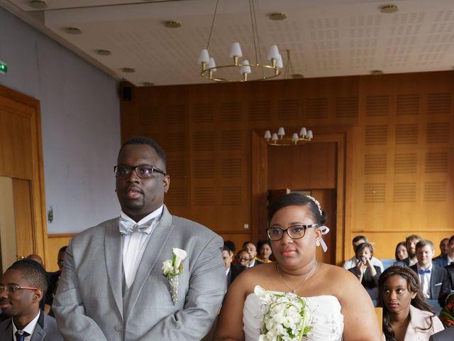 Le mariage de Audric et Zarihiri à Nantes, Loire Atlantique 14