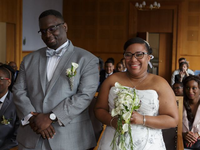 Le mariage de Audric et Zarihiri à Nantes, Loire Atlantique 15