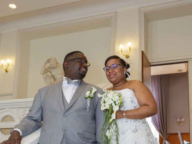 Le mariage de Audric et Zarihiri à Nantes, Loire Atlantique 16
